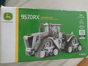 1/32 Limited Edition John Deere Silver 9570rx