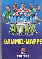 Match Attax 2009/10 aus Liste 20 Basis-Karten und auch Sonderkarten aussuchen