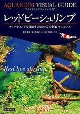Red Bee Shrimp - Aquarium Visual Guide - Picture Book