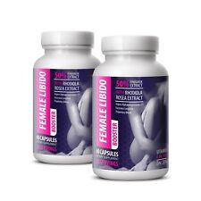 Weight loss cleanse for women - FEMALE LIBIDO BOOSTER - longjack powder - 2 Bott