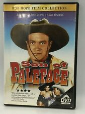Son of Paleface Bob Hope Jane Russell Roy Rogers DVD Free Shipping