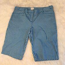 Laundry by Shelli Segal Women's Bermuda Walking Shorts Size 10
