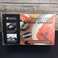 Camerons Products Mini Stovetop Smoker for Gourmet Food Smoking