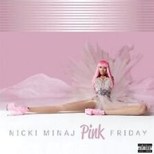 "NICKI MINAJ ""PINK FRIDAY (NEW VERSION)"" CD NEU"