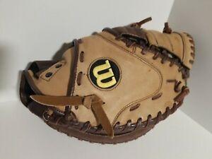 "Wilson 34"" Catchers Mitt Right Hand Throw"