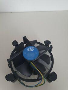 Intel CPU Cooler E97378-003 For sockel LGA1151 Cooler Fan 4-Pin 0.2A Copper Core