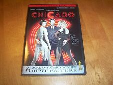 CHICAGO Academy Award Best Picture Richard Gere Renee Zellweger SEALED NEW DVD