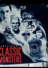 UNIVERSAL CLASSIC MONSTERS: ESSENTIAL COLLEC (Region A BluRay,US Import,sealed.)