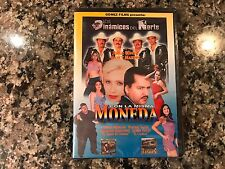 Con La Misma Moneda New Sealed DVD! Spanish Mexi Action!