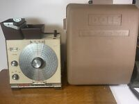 Working Vintage Dole 400 Grain Moisture Tester in Case Manual Scale Corn Wheat