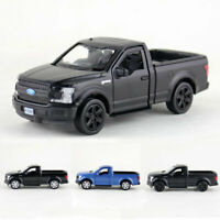 Ford F-150 Pick-up Truck 1:36 Scale Model Car Diecast Toy Vehicle Gift Pull Back