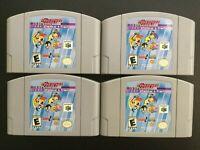 Powerpuff Girls: Chemical X-traction (Nintendo 64, N64) Cartridge Only