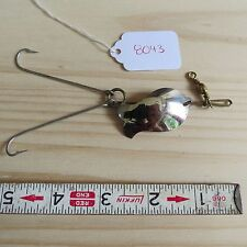 Pflueger Delavan #3 spoon spinner fishing lure (lot#8043)