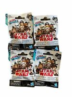 STAR WARS MICRO FORCE series 3 - LOT OF  4 MINI FIGURES  Brand New