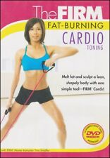 The FIRM Fat Burning Cardio Toning Sculpt Tina SMALLEY Fitness Burn Workout DVD