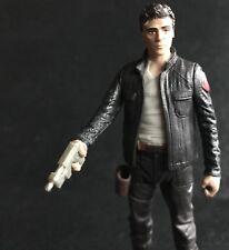 "Star Wars Episode VIII The Last Jedi Captain Poe Dameron 3.75"" Loose Figure TLJ"