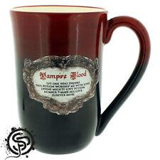 Vampire Blood  Alchemist Mug