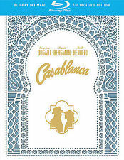 Casablanca (Blu-ray Two-Disc Ultimate Collector's Edition) Complete, LIKE NEW