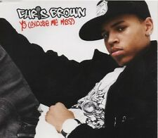 CHRIS BROWN Yon (excuse me miss) 4 TRACK CD NEW - NOT SEALED