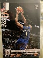 2020 Panini Chronicles Zion Williamson SP Panini Draft Rookie🏀📈Pelicans