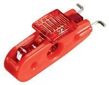 Mini Schutzschalter Aussperrung >11MM, Schloss Farbe Rot, Material No Für MASTER