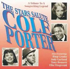 Various Artists - The Stars Salute Cole Porter - CD Album (2004)