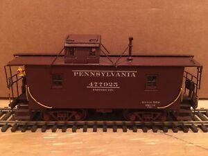 HO Alco Models Brass Pennsylvania N6-B Caboose PRR #477925