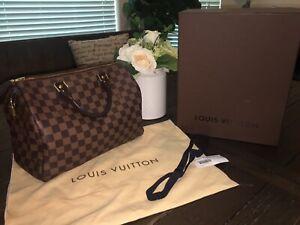 Louis Vuitton Speedy 30 Damier Ebene - N41531