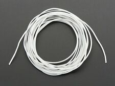 10 ft Kynar wire wrap wire 30 awg 4 modding Modifying WHITE color ships from USA