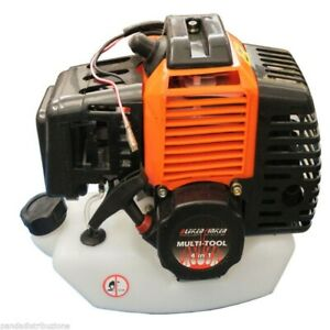 Motore per decespugliatore 43 cc completo di kit accessori manutenzione
