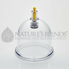 10 Nature's Blends Hijama Cups Cupping Therapy B2 5.8cm Free Next Day Delivery
