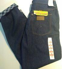 New Wrangler Vans jeans Cowboy Cut 30 14MWZ Original Fit  Rigid Indigo nwt