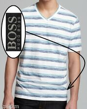 NWT Hugo Boss Black Label by Hugo Boss Contemporary V-neck Tee T-Shirt Size XXL