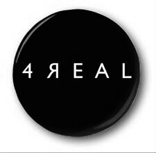 4REAL  - 1 inch / 25mm Button Badge -  Novelty Cute Manic Street Preachers