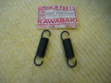 KAWASAKI S2/S1/A7SS/A7/A1SS/A1/KZ440/KZ400/KH250 FRONT BRAKE SPRINGS NOS!