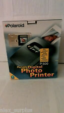 New Polaroid P-500 Digital Photo Inkjet Printer