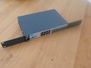 Switch HP 2530-8 puertos