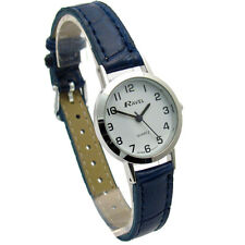 Ravel Ladies Super-Clear Easy Read Quartz Watch White Face R0102.16.2A