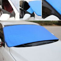 Frost Shield Car Windscreen Protection Cover Snow Ice Winter Window Guard Screen