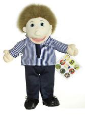 Flat Friends Nurse boy hand puppet