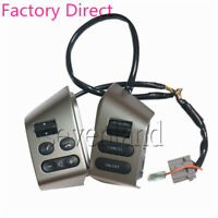SL 25550ZW80 ASTEERING WHEEL CRUISE CONTROLS RADIO SWITCH FOR NISSAN VERSA 07-12