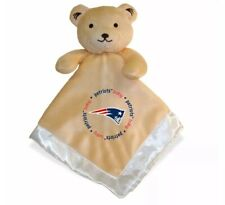 New England Patriots Security Bear Blanket Baby Fanatic NFL Hologram NWT