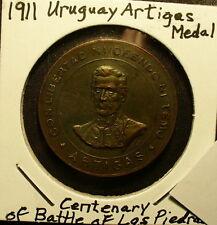 Uruguay Artigas Medal