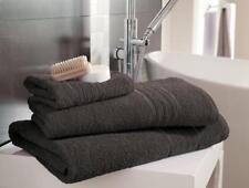 100 Cotton Hampton Towel Luxury Combed Supersoft 400 GSM Hand Bath Towel Sheet Bath Sheet Charcoal