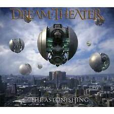 "2CD DREAM THEATER ""THE ASTONISHING - CD"". Nuevo y precintado"