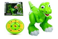 Cute Mist Spray Dinosaur Remote Control Interactive RC Dancing Toy For Kids Gift