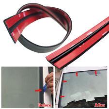 Car Rear Windshield Window Trim Edge Moulding Rubber Weatherstrip Seal Strip 3m Fits Saab