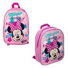 Accessori zaino rosa per bambine dai 2 ai 16 anni