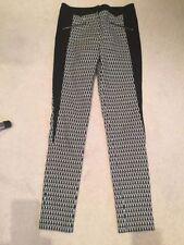 Slim, Skinny, Treggings Regular High 32L Trousers for Women