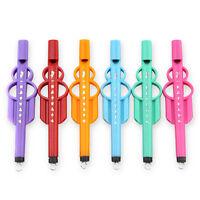 3x Plastic Birds Flute Barker Whistle Music Children Educational Tools tdJCAU